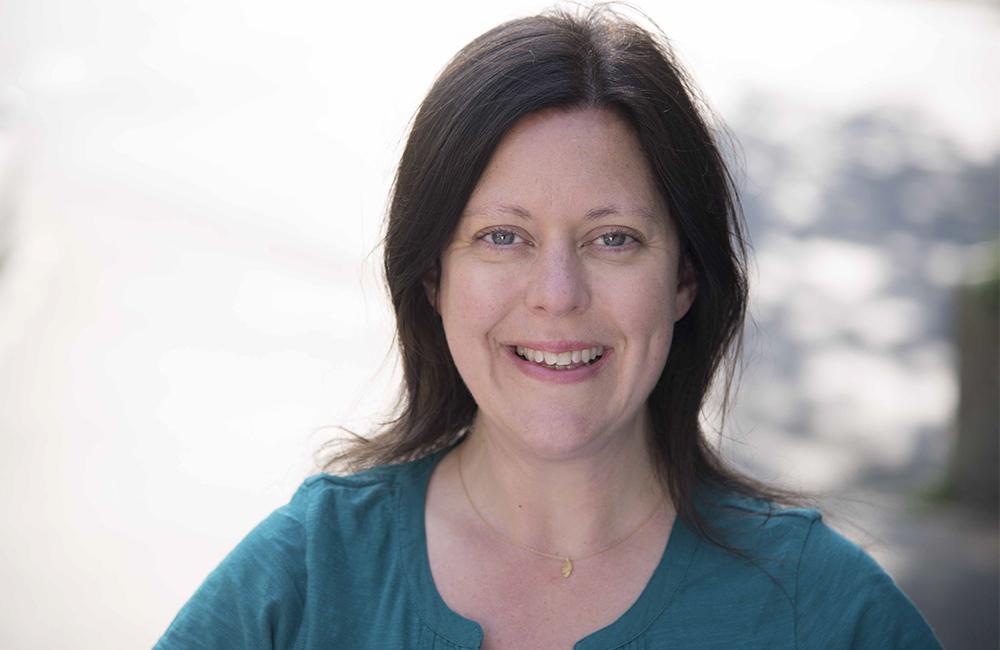 Lewes freelance writer Ciar Byrne