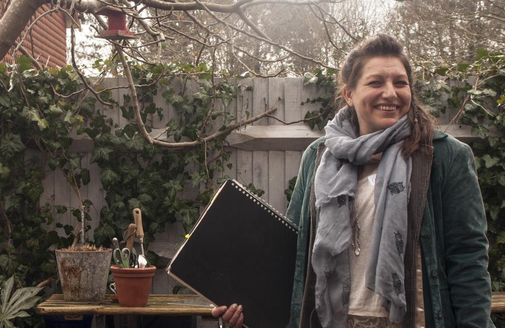 Lewes Garden Designer Catherine Cridland