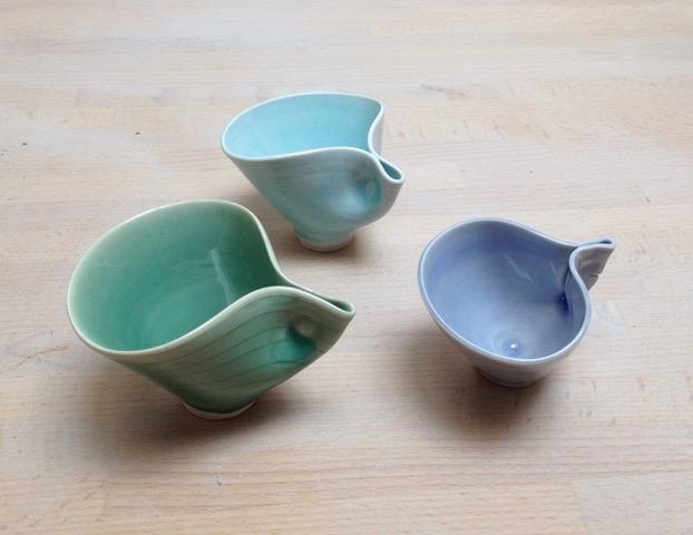 Caroline Chalton-Hellyer ceramics