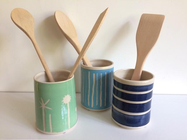 Pottery by Caroline Chalton-Hellyer