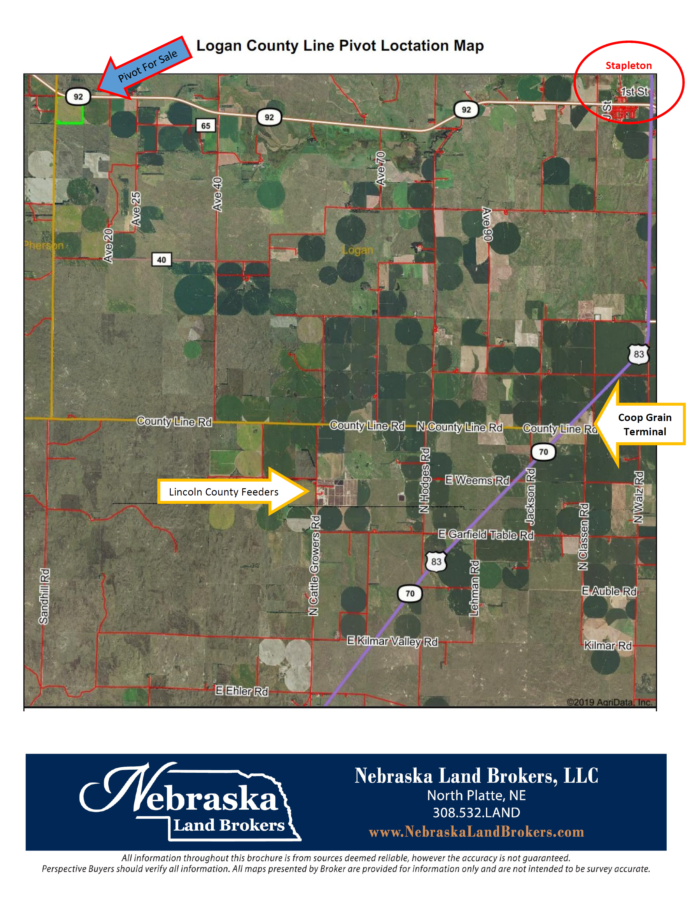 Logan County Line Pivot Location Map.png