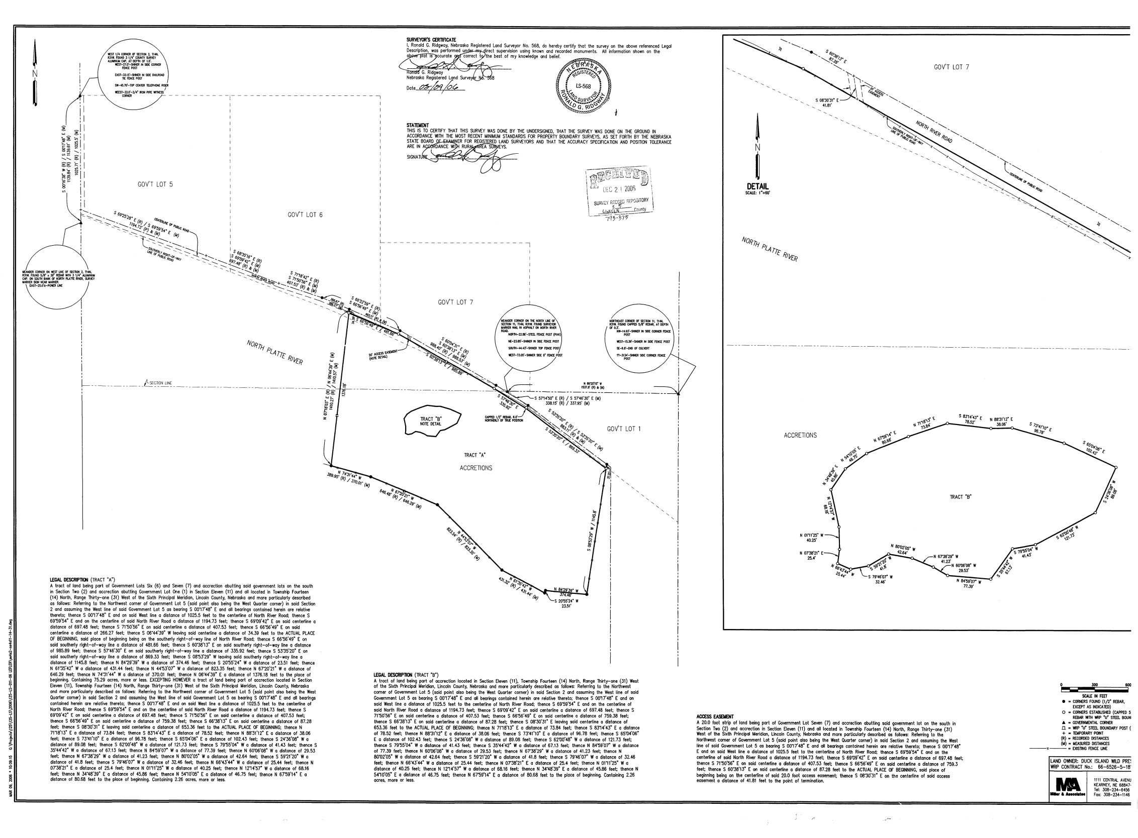 2006 Survey 793-375 showing exclusion area.png
