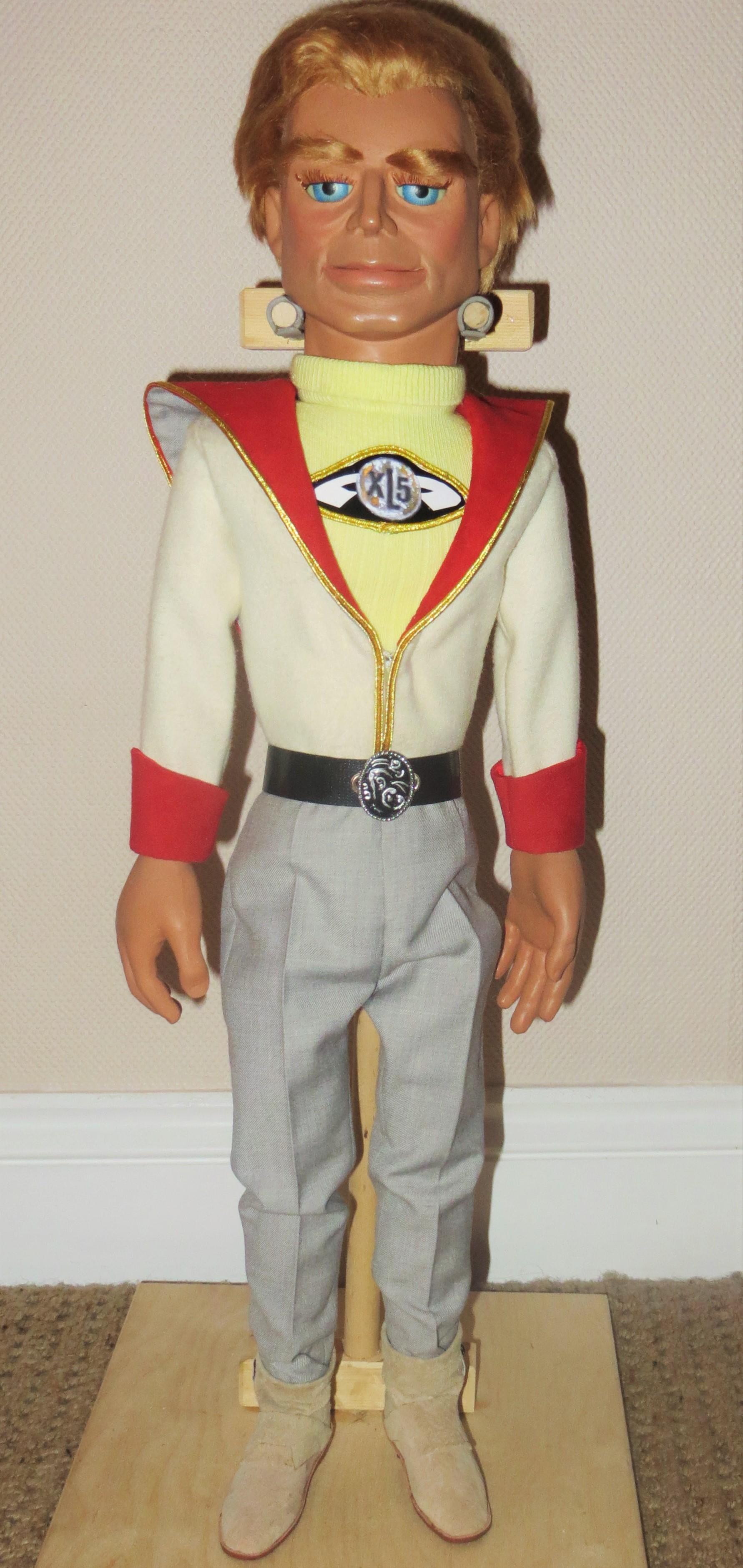 Steve Zodiac replica costume