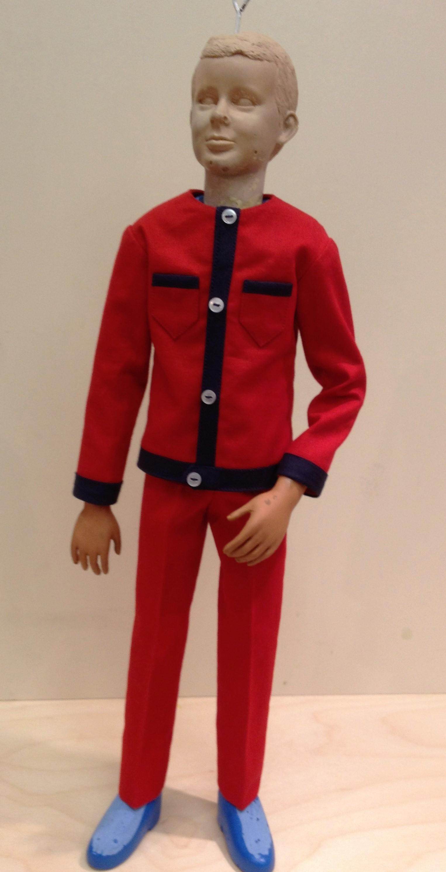 Joe 90 costume