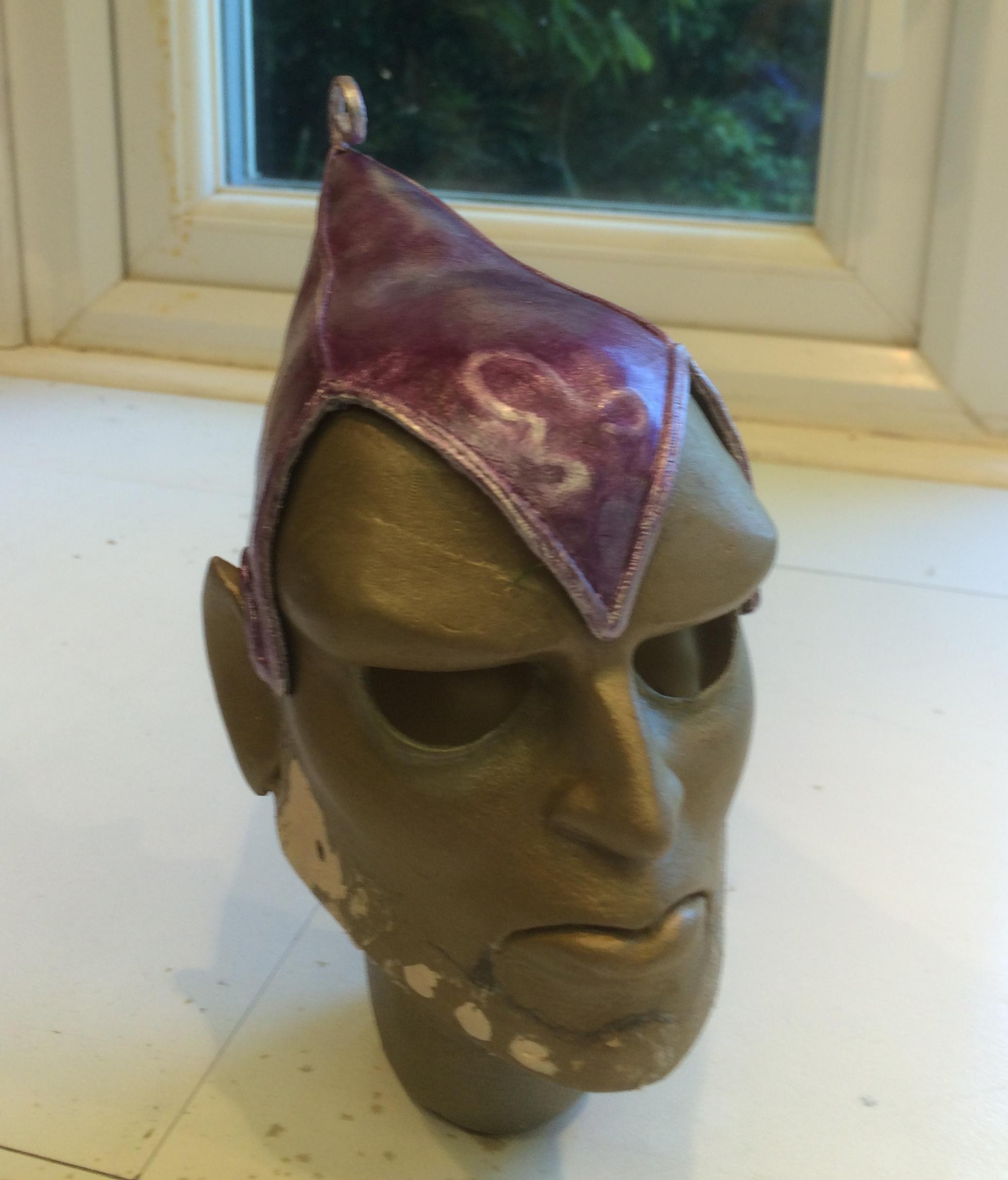 Titan's hat replica