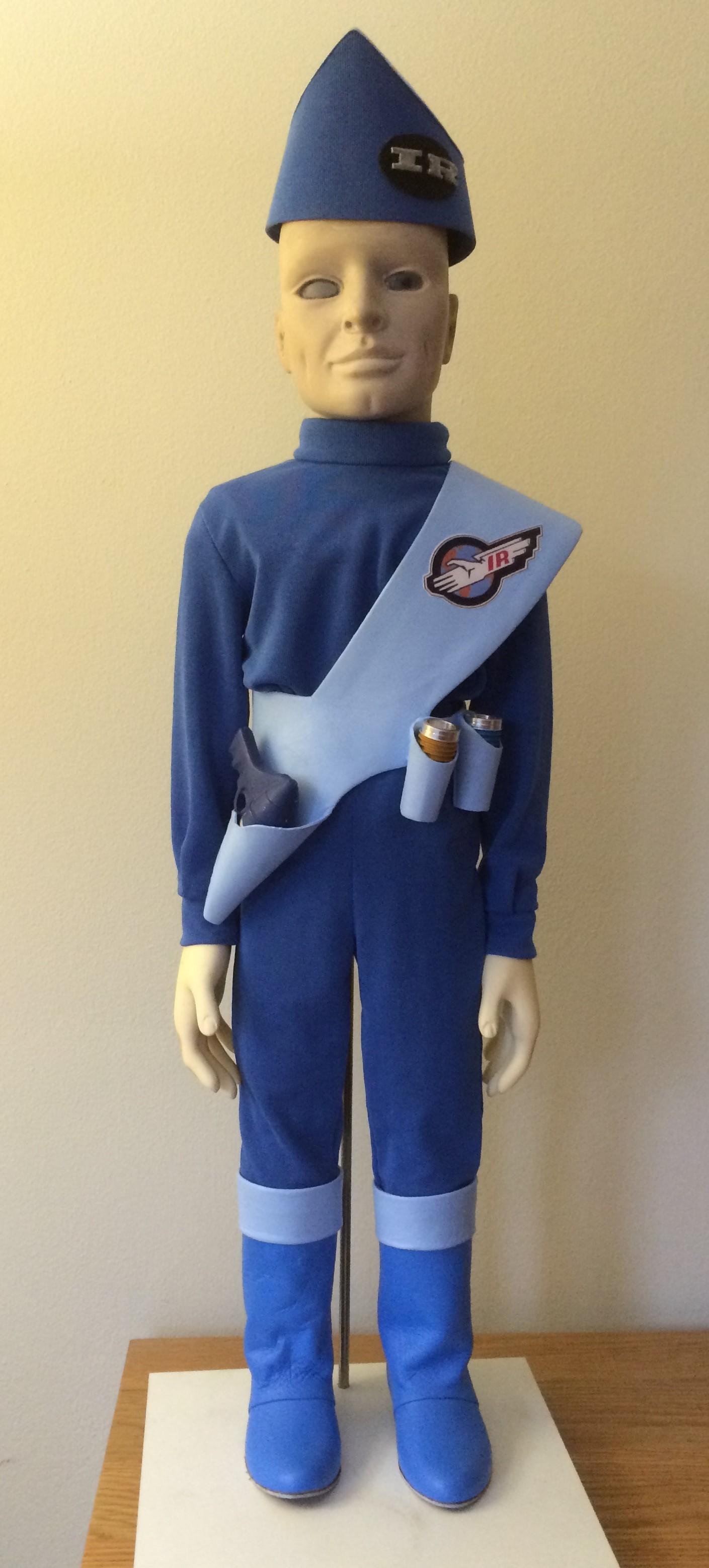 Scott Tracey Costume