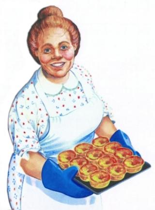 The Original Aunt Bessie