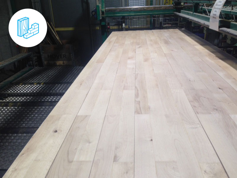 Building Materials - Junckers is Europe's leading manufacturer of solid wood flooring for the sports, residential and commercial segments.