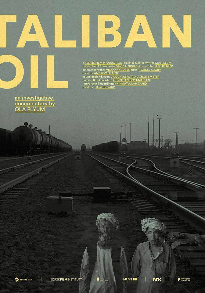 Taliban Oil