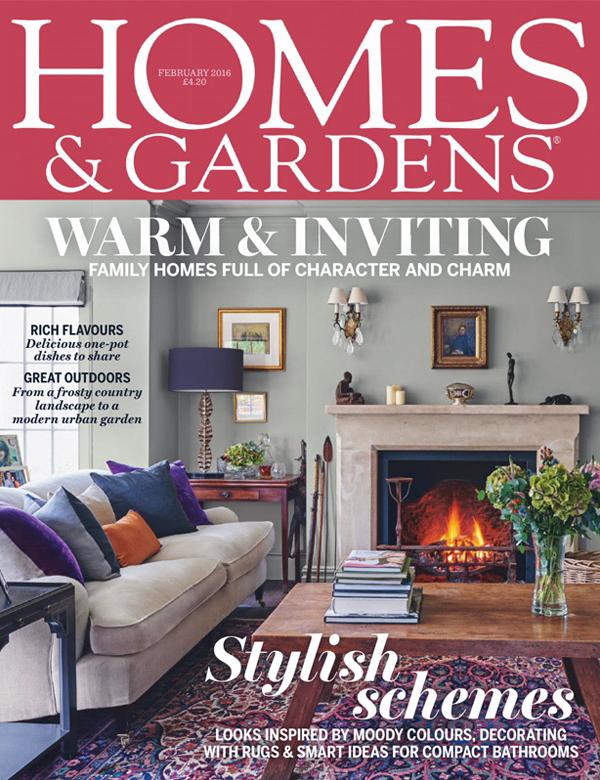 Decorum Est - Homes & Gardens February 2016