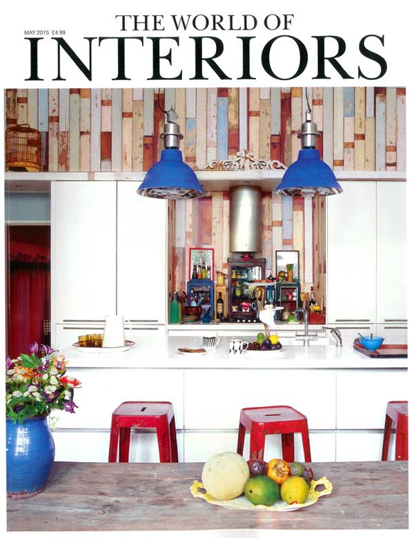 Decorum Est - The World of Interiors May 2015