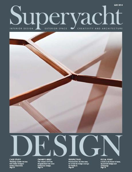 Decorum Est - Super Yacht Autumn 2014