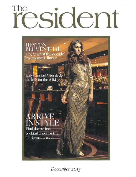 Decorum Est - The Resident December 2013