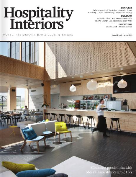 Decorum Est - Hospitality Interiors August 2013
