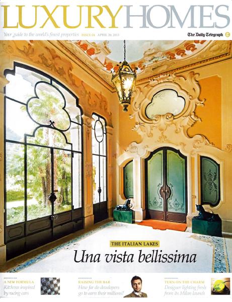 Decorum Est - Telegraph Luxury Homes April 2013