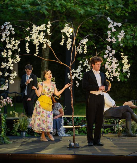 Serpetta  La finta giardiniera  Mozart  Les Arts Florissants cond. William Christie  © Julien Gazeau 2019