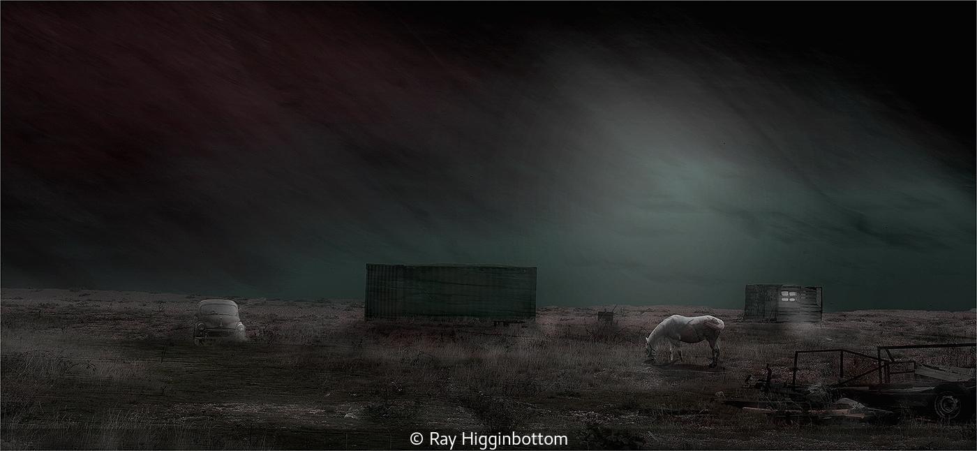 Last Light by Ray Higginbottom  Winner Colour Prints Open
