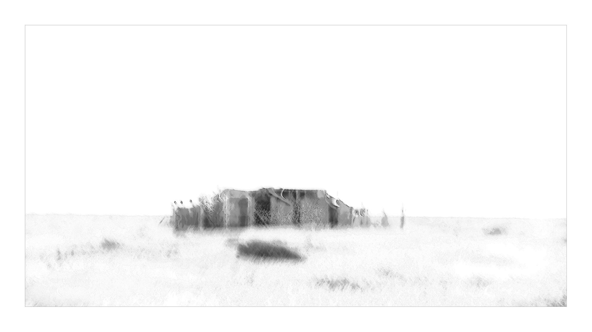 Bleak House by Viv Blewett  Runner Up Colour Prints Open