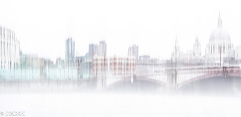 Tranquil Thames by Viv Blewett  Winner Colour Prints  Set Subject - London Calling