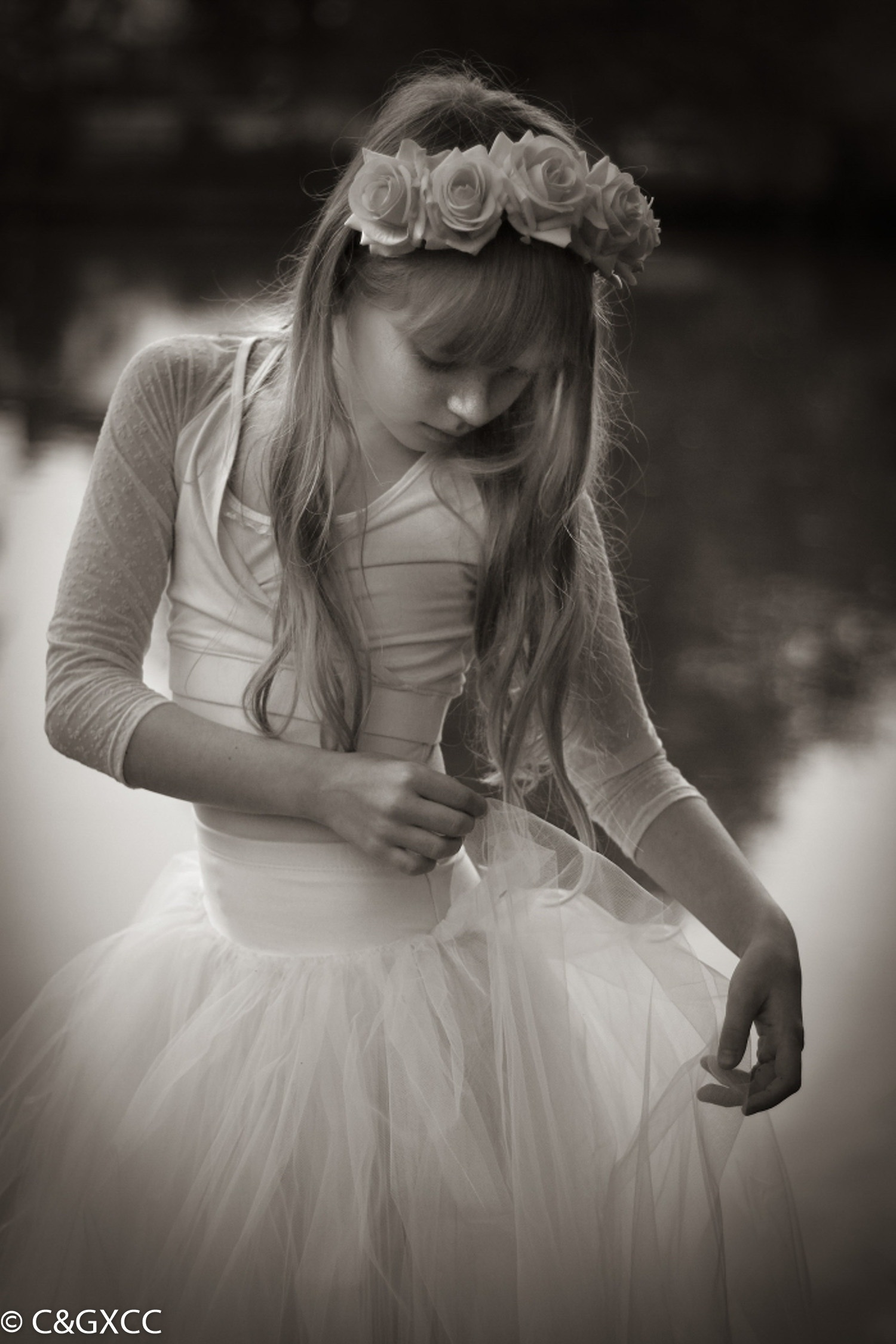 Fairy By The Lake by Lorraine Buckley  Runner Up Mono PDI Open