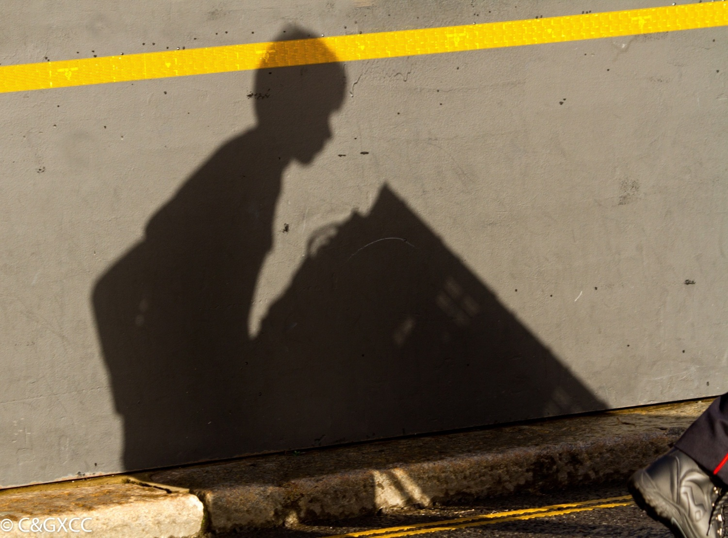 Heavy Load by Dave Durrant  Winner Colour PDII Set Subject - Shadows