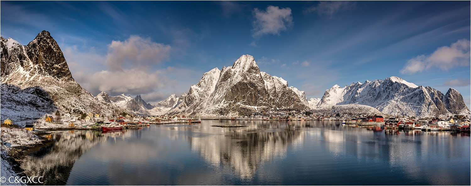 Lofoten Bookends by Jerry Lake  Winner Millennium Plate Trophy for Landscape - PDI