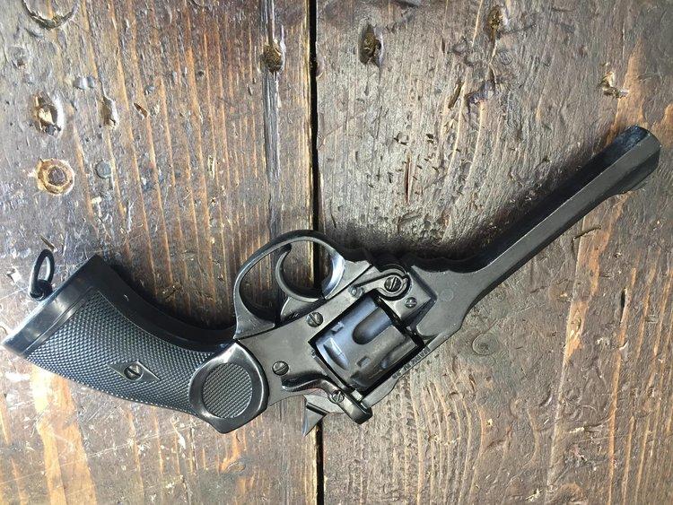 Deactivated Guns — Total-Recoil