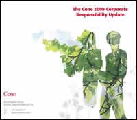 Download the Cone 2009 CR Report Update (PDF)