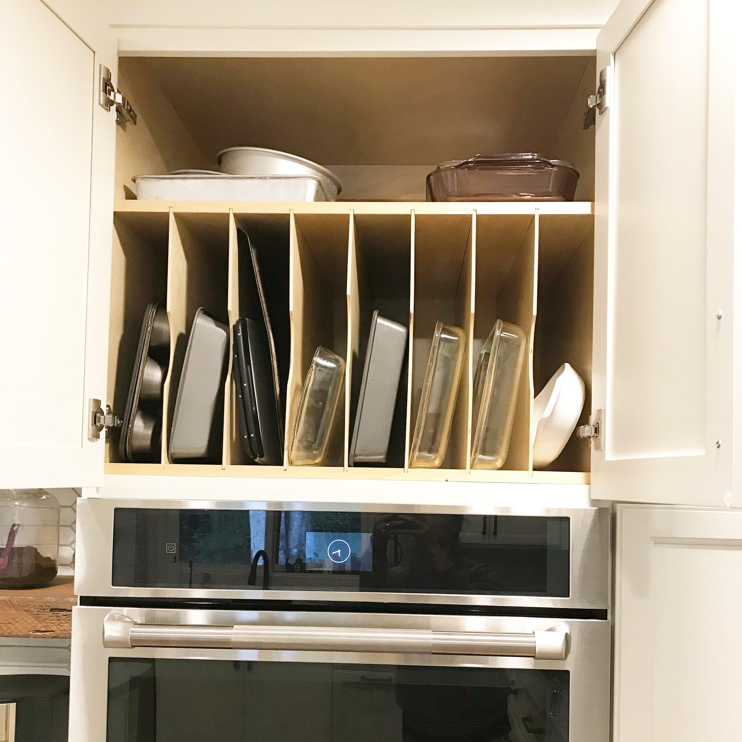 Baking dish dividers!!