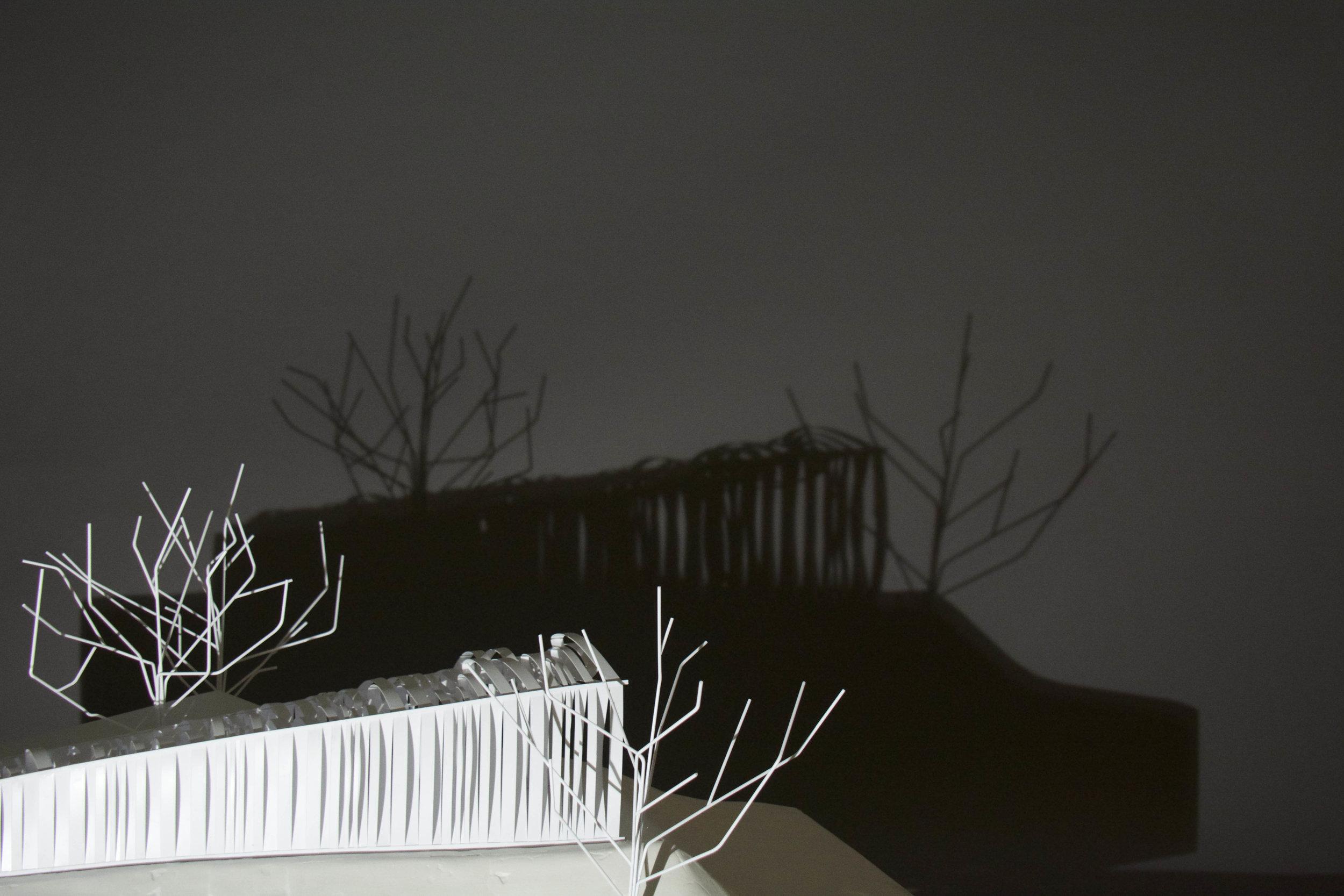Chapel House - WashU Core III Studio - Non-denominational Chapel - Clayton, MOexperiencing space + light2014