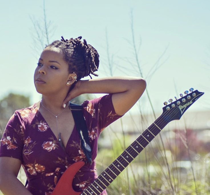 Black Women Play the Guitar, Too, You Know? — 808s and Jazz