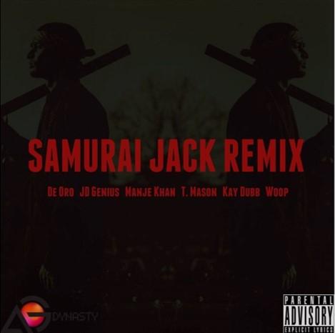 AGDYNASTY - Samurai Jack Remix (Single).jpg