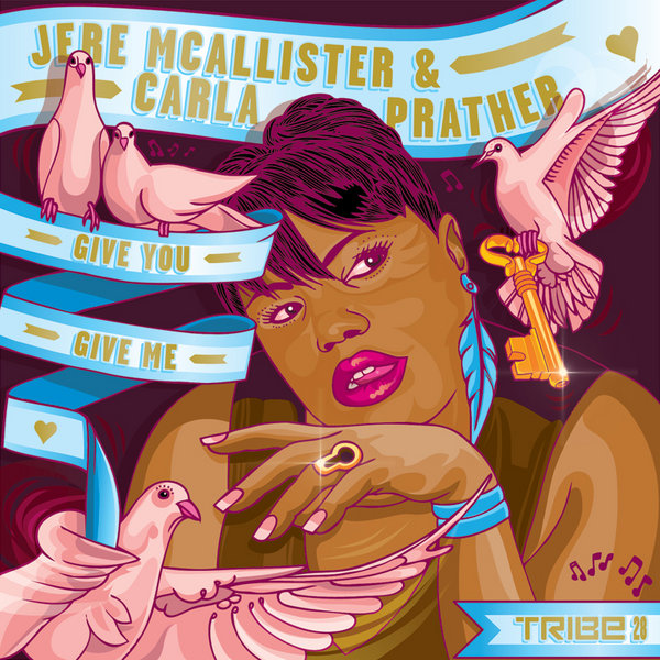 Give You, Give Me  (Original & Sean McCabe & Black Sonix Remixes) (Original, Sean McCabe, and Black Sonix Remixes) Jere McAllister,Carla Prather