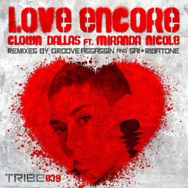 Love Encore Clown Dallas  Miranda Nicole