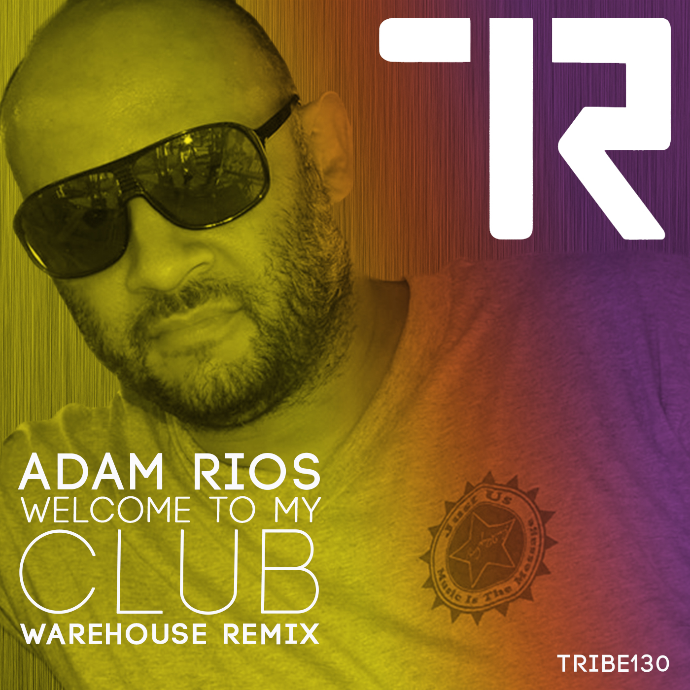 WELCOME TO MY CLUB (WAREHOUSE REMIXES) ADAM RIOS