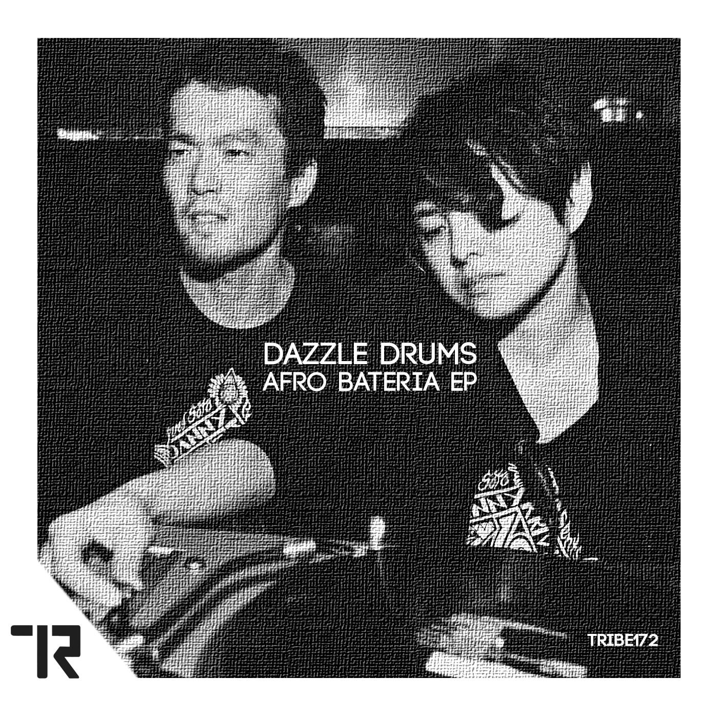 DAZZLE DRUMS              AFRO BATERIA EP