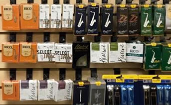 Great selection of reeds for saxophone, clarinet, oboe, and bassoon. From D'Addario, Vandoren, Légère, Jones, and more.