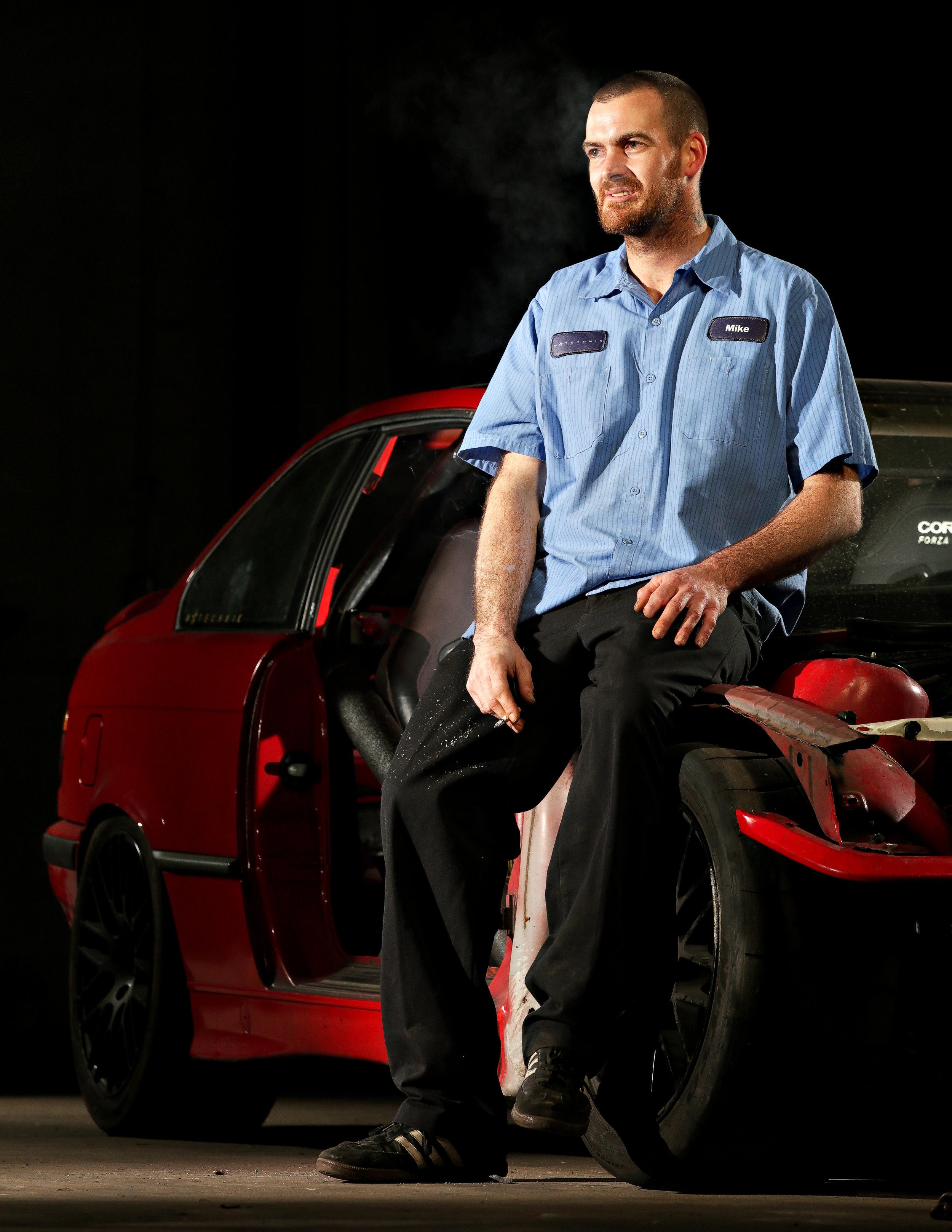 Mike: Porsche Certified Master Tech