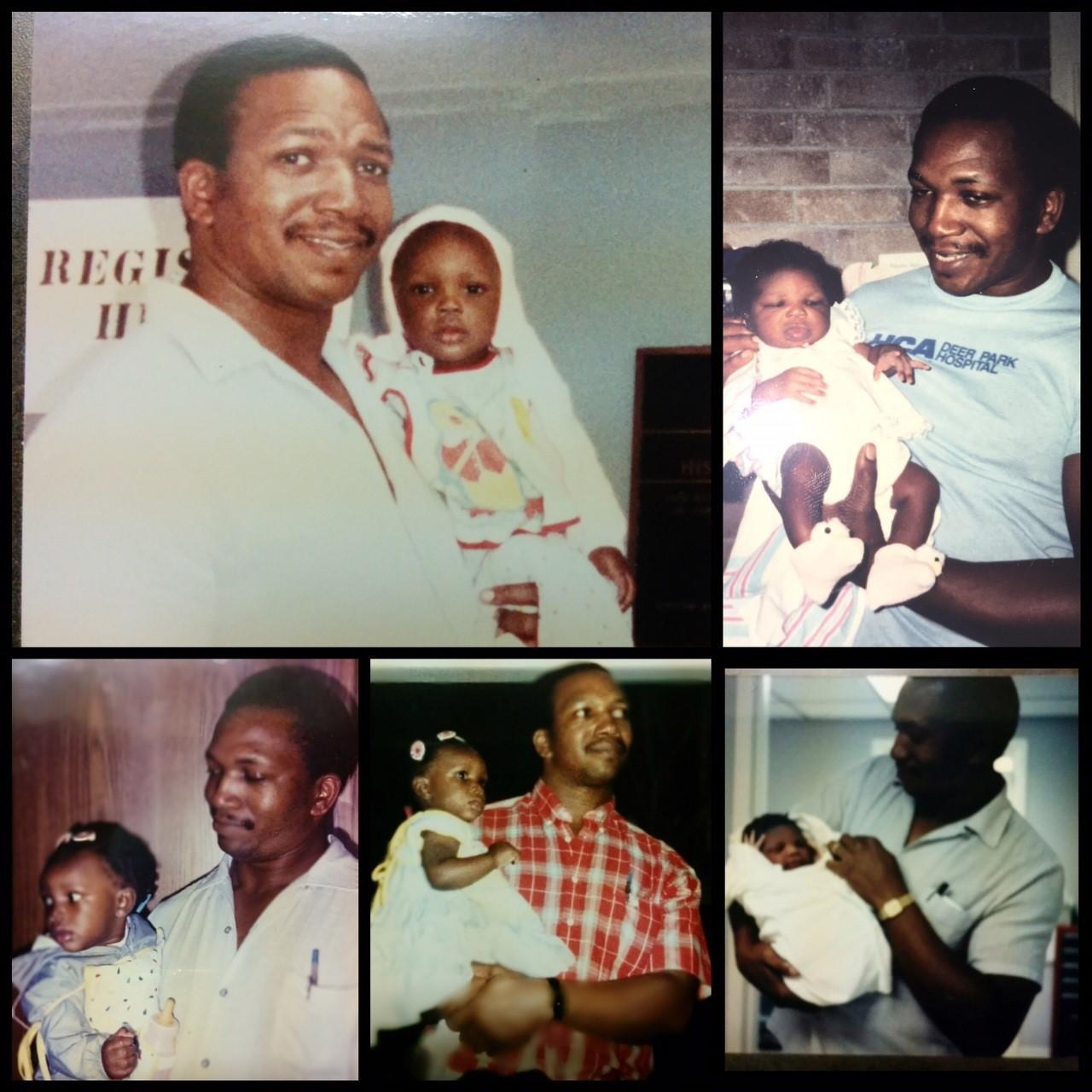 Freddie Evans Sr. August 18, 1952-August 30, 2014 Happy Father's Day!