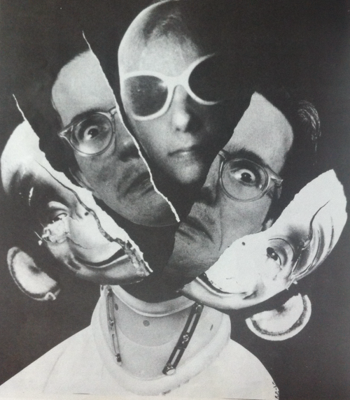 poison303 :   Devo collage, from Search and Destroy magazine, 1978