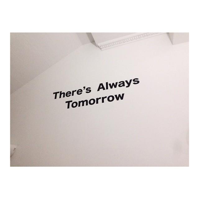 #ABetterTomorrow #procrastination (at Royal College Of Art)