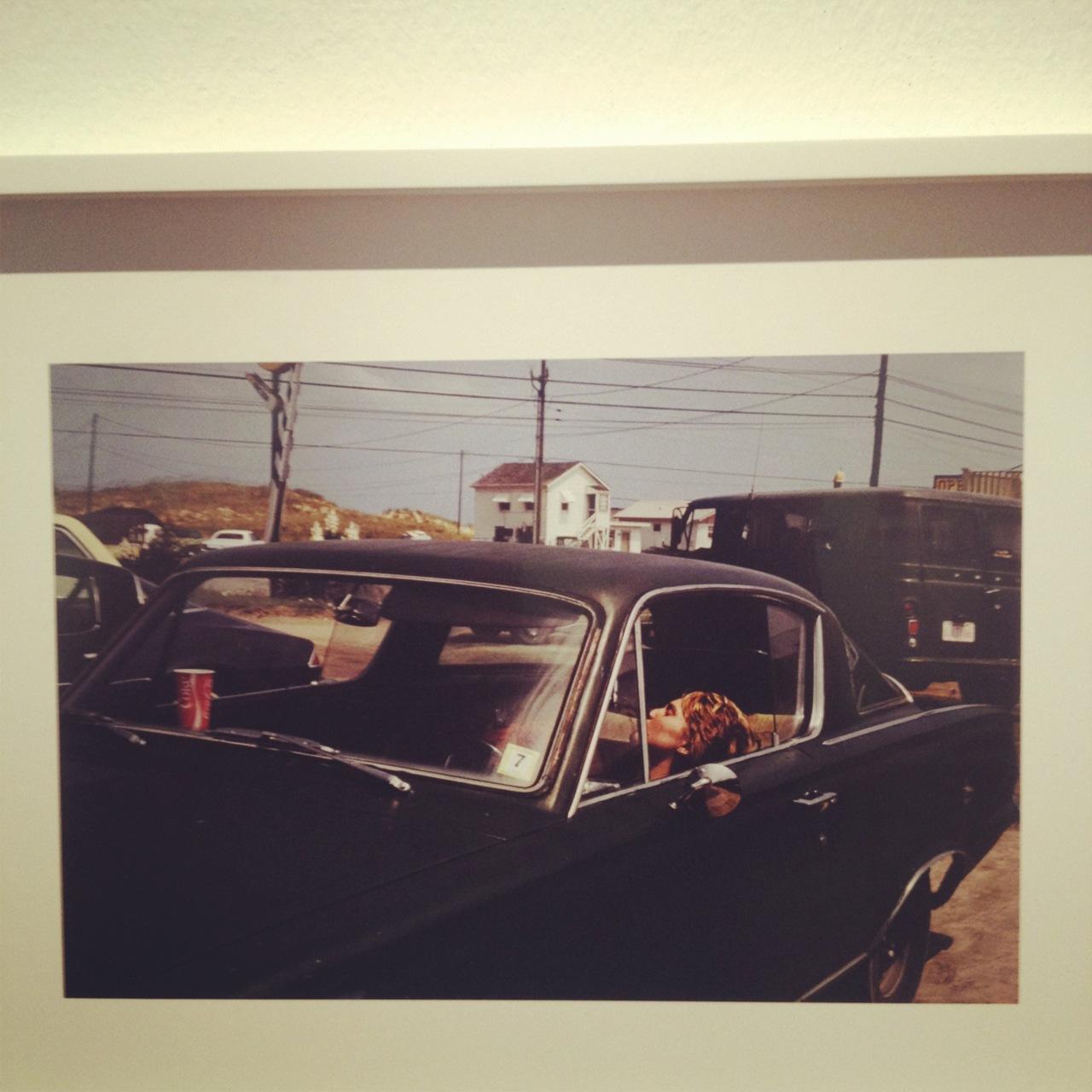 Joel Sternfeld @foam_amsterdam a few weeks ago. Great retrospective. #photography