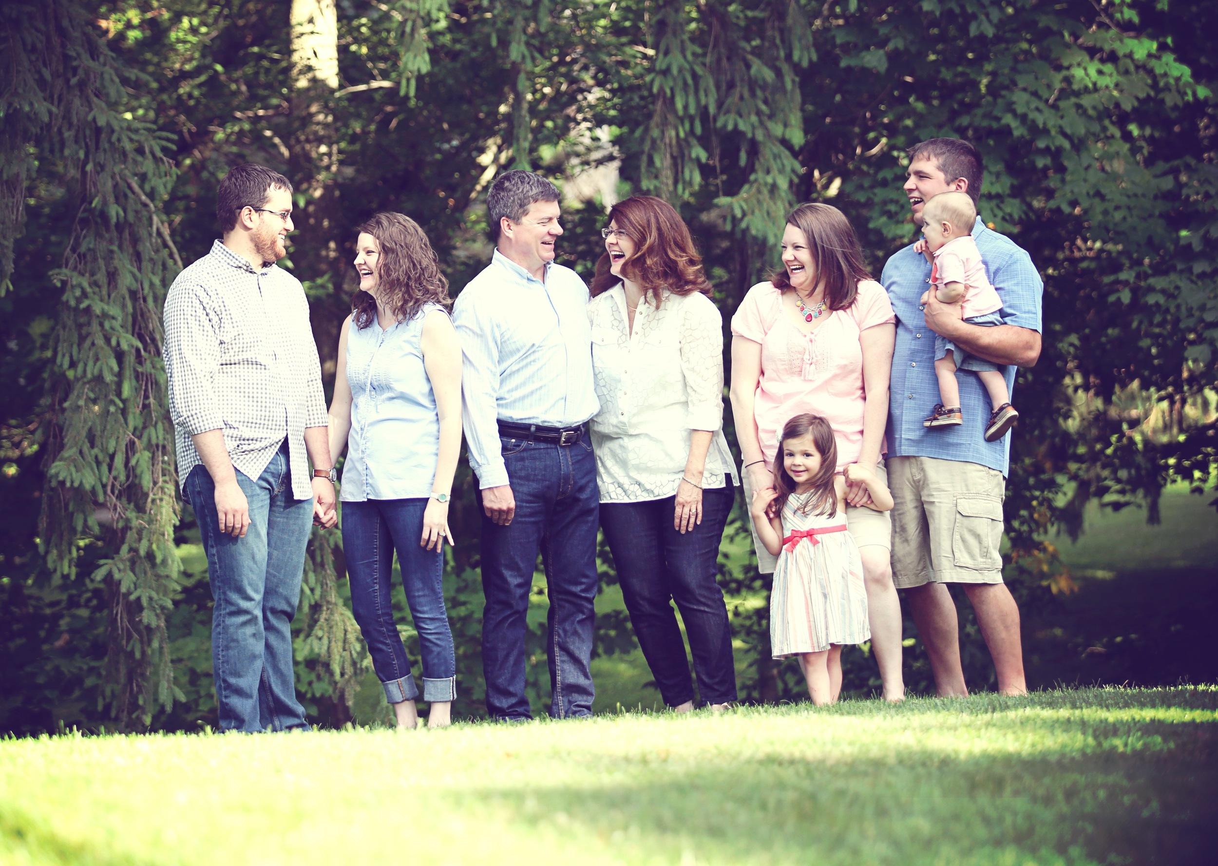 My family... my heart <3