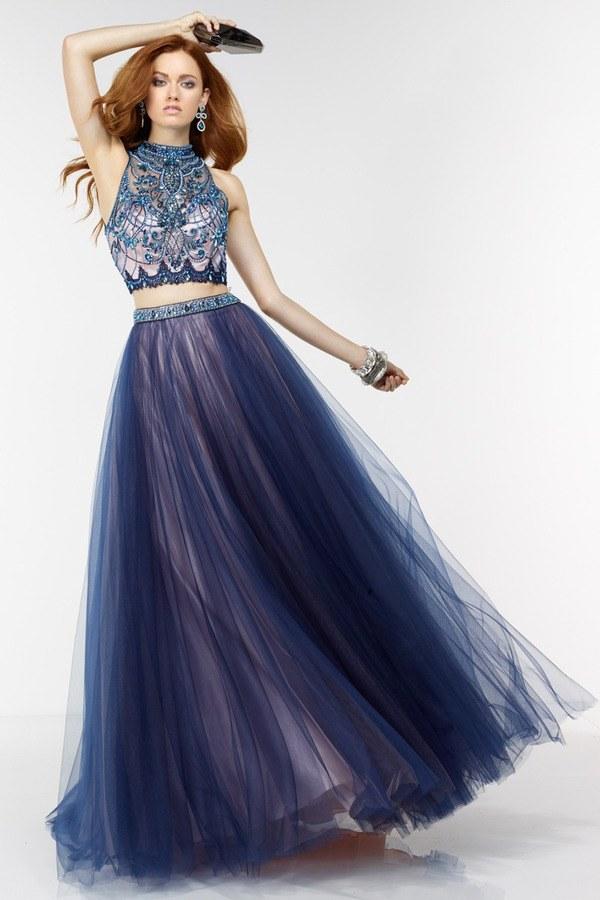 2 piece dresses are the hottest trend this season! Alyce Paris  Dress Style 6530,  alyceparis.com  .