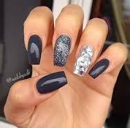 Don't forget your nails! Have fun and do something different. We love how each nail has personality and a different finish.
