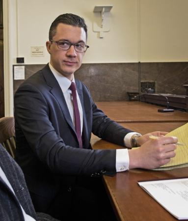 Zak T. Goldstein, Esq - Philadelphia Criminal Defense Attorney