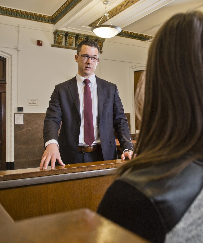 Zak T. Goldstein, Esq. - Juvenile Defense Lawyer