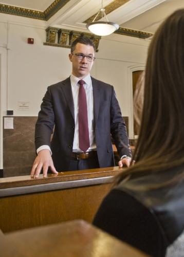 Detainer Hearing Lawyer - Zak T. Goldstein, Esq.