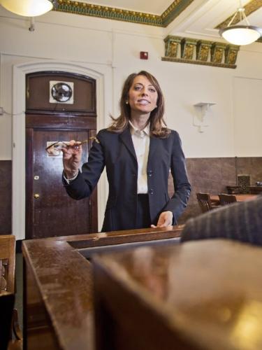 Philadelphia Criminal Defense Lawyer Demetra Mehta, Esq.