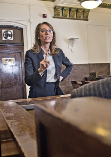 Demetra Mehta, Esq. - Criminal Assault Lawyer in Philadelphia